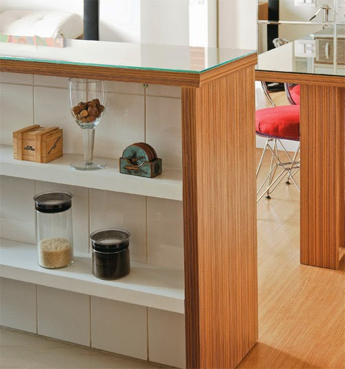 Aparador Amarelo Laqueado ~ Qual altura ideal para o balc u00e3o da cozinha? Arquiteto em Casa