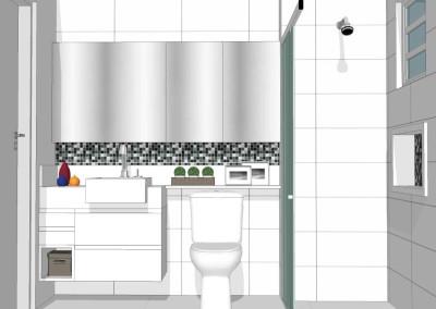 Projeto apartamento Freguesia do Ó
