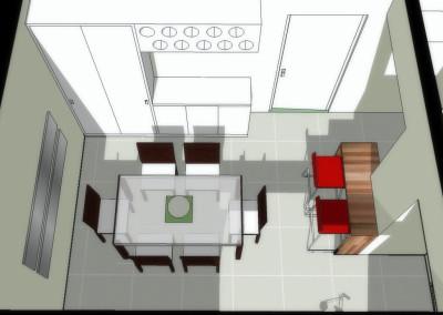 Projeto apartamento Jabaquara 03