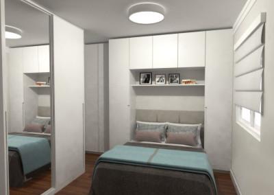 Projeto apartamento Jabaquara 01