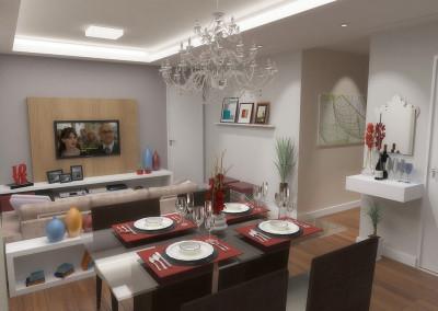 Projeto apartamento Morumbi
