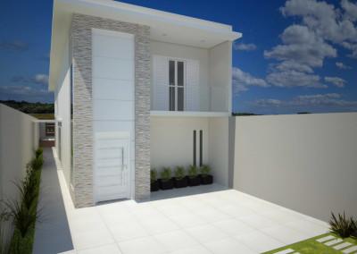 Projeto residência Itaquecetuba