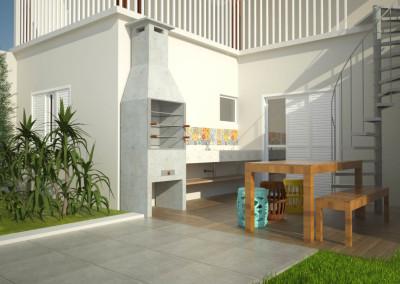 Projeto residência Jardim São Paulo